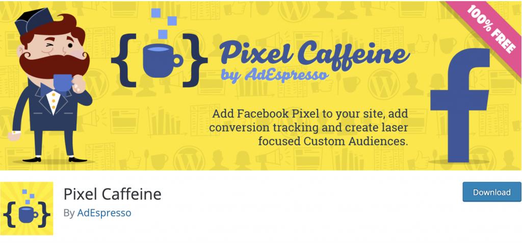 PixelCaffeine WordPress