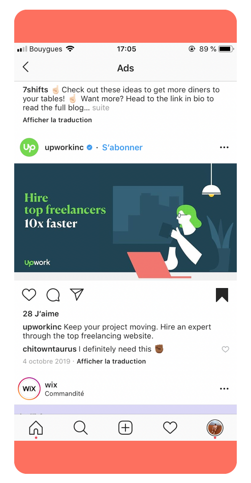 100 Killer Instagram Ads Examples In 2020 Curated Selection