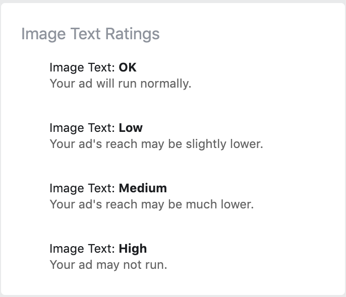 Text Overlay Tool Facebook