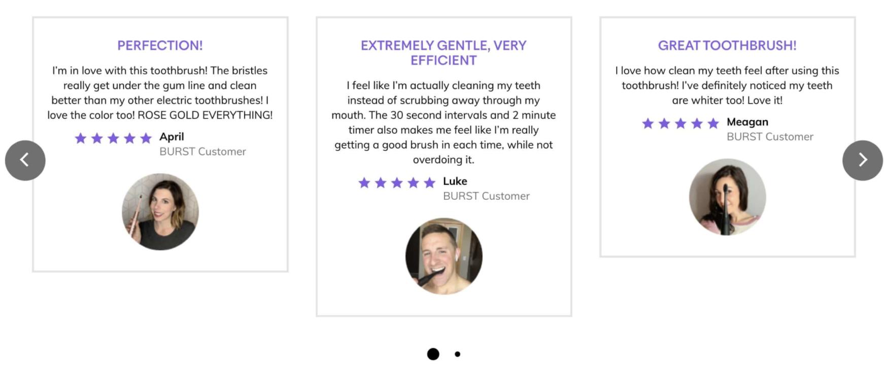 Customer Reviews digital advertising