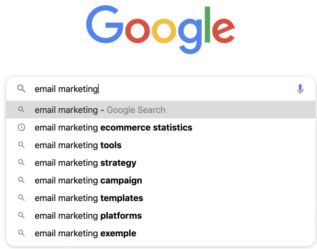 Google SEO optimization suggestions