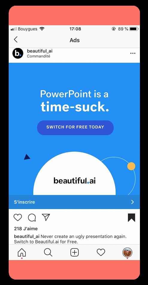 Instagram ad targeting