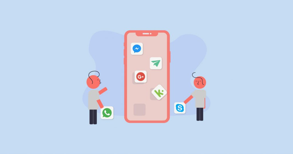 9 Most popular Social Messaging Apps for Business