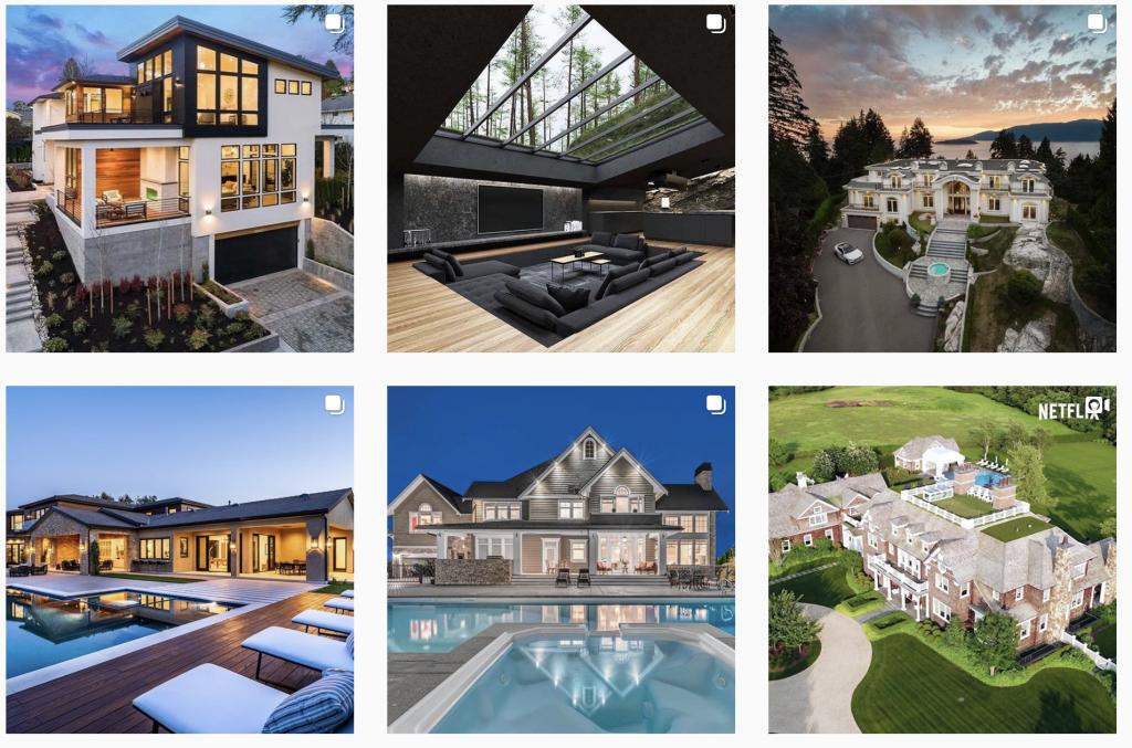 Real Estate Instagram Ads