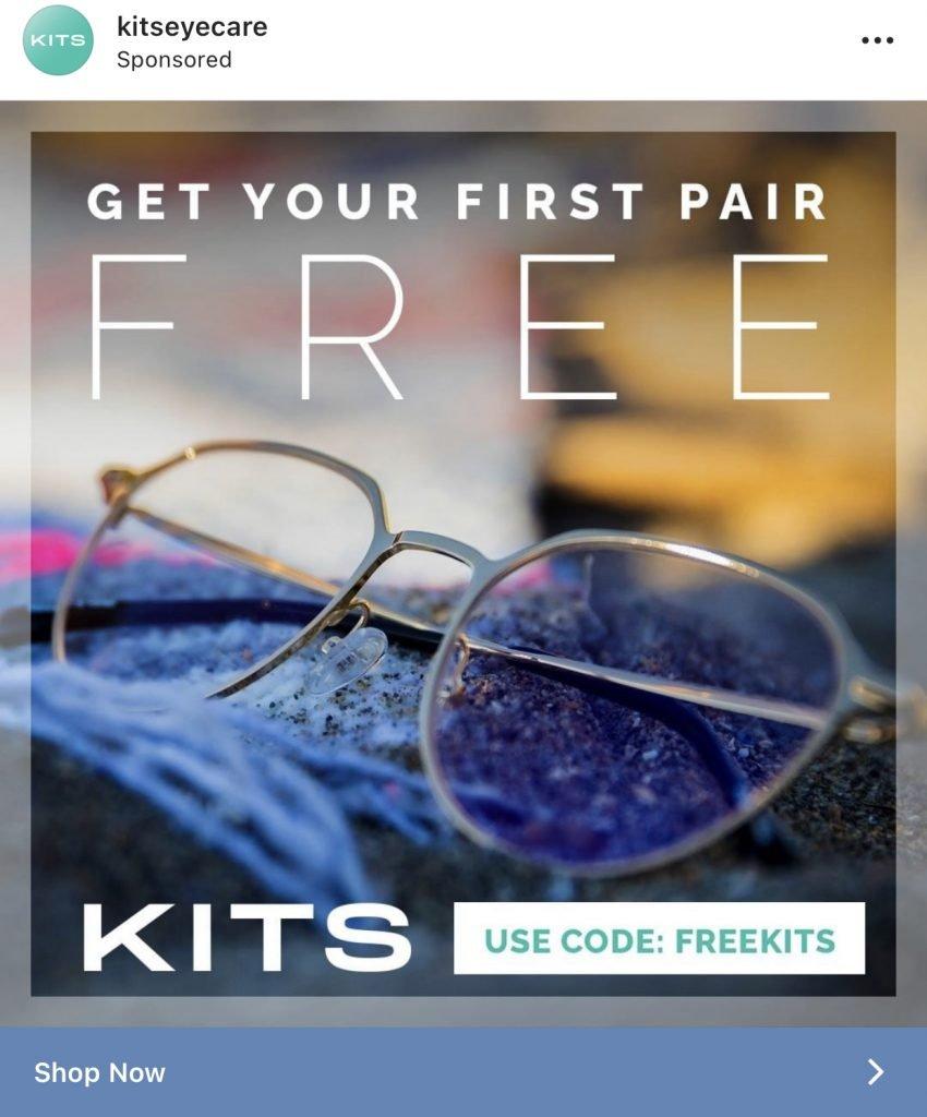 Kits ad
